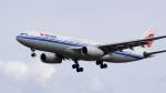 てつさんが、成田国際空港で撮影した中国国際航空 A330-243の航空フォト(写真)