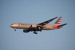 ポン太さんが、成田国際空港で撮影したアメリカン航空 777-223/ERの航空フォト(写真)