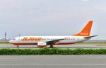 kix-boobyさんが、関西国際空港で撮影したチェジュ航空 737-85Fの航空フォト(写真)