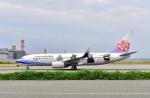 kix-boobyさんが、関西国際空港で撮影したチャイナエアライン 737-8FHの航空フォト(写真)