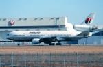 トロピカルさんが、成田国際空港で撮影したマレーシア航空 DC-10-10の航空フォト(写真)