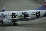 we love kixさんが、関西国際空港で撮影したチャイナエアライン 737-8FHの航空フォト(写真)