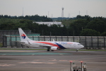 msrwさんが、成田国際空港で撮影したマレーシア航空 737-8H6の航空フォト(写真)