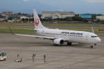 msrwさんが、松山空港で撮影した日本航空 737-846の航空フォト(写真)