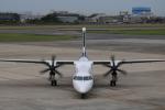 msrwさんが、松山空港で撮影したANAウイングス DHC-8-402Q Dash 8の航空フォト(写真)