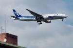 comdigimaniaさんが、函館空港で撮影した全日空 777-281/ERの航空フォト(写真)