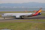 キイロイトリ1005fさんが、関西国際空港で撮影したアシアナ航空 A350-941XWBの航空フォト(写真)