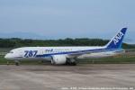 tabi0329さんが、長崎空港で撮影した全日空 787-8 Dreamlinerの航空フォト(写真)