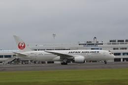 ocean falconさんが、鹿児島空港で撮影した日本航空 787-8 Dreamlinerの航空フォト(写真)