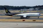 ハピネスさんが、成田国際空港で撮影したUPS航空 767-34AF/ERの航空フォト(写真)