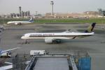 ころころさんが、羽田空港で撮影したシンガポール航空 A350-941XWBの航空フォト(写真)