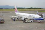 apphgさんが、静岡空港で撮影したチャイナエアライン 737-8ALの航空フォト(写真)