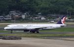 MOHICANさんが、福岡空港で撮影したマカオ航空 A321-232の航空フォト(写真)