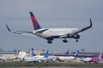 SOMAさんが、成田国際空港で撮影したデルタ航空 767-332/ERの航空フォト(写真)
