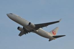 amagoさんが、関西国際空港で撮影したJALエクスプレス 737-846の航空フォト(写真)