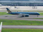 JA655Jさんが、羽田空港で撮影したベトナム航空 A350-941XWBの航空フォト(写真)