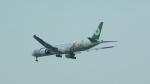 Kilo Indiaさんが、シンガポール・チャンギ国際空港で撮影したエバー航空 777-36N/ERの航空フォト(写真)
