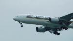 Kilo Indiaさんが、シンガポール・チャンギ国際空港で撮影したシンガポール航空 777-212/ERの航空フォト(写真)
