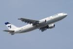 zettaishinさんが、フランクフルト国際空港で撮影したイラン航空 A300B4-605Rの航空フォト(写真)