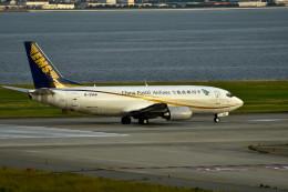 we love kixさんが、関西国際空港で撮影した中国郵政航空 737-35N(SF)の航空フォト(写真)