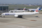 キイロイトリ1005fさんが、羽田空港で撮影した日本航空 777-346/ERの航空フォト(写真)