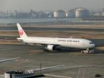 けいとパパさんが、羽田空港で撮影した日本航空 777-346の航空フォト(写真)