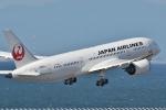 TAOTAOさんが、中部国際空港で撮影した日本航空 787-8 Dreamlinerの航空フォト(写真)
