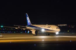 syuさんが、岡山空港で撮影した全日空 777-281/ERの航空フォト(写真)