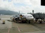 maverickさんが、香港国際空港で撮影したキャセイパシフィック航空 A330-343Xの航空フォト(写真)