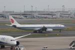 Rsaさんが、羽田空港で撮影した中国国際航空 A330-343Xの航空フォト(写真)