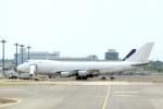 maverickさんが、成田国際空港で撮影したアトラス航空 747-4KZF/SCDの航空フォト(写真)