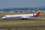 zettaishinさんが、フランクフルト国際空港で撮影したエア・ノーストラム CL-600-2E25 Regional Jet CRJ-1000の航空フォト(写真)