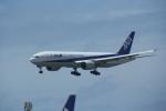 AntonioKさんが、那覇空港で撮影した全日空 777-281の航空フォト(写真)