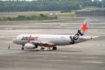 maverickさんが、成田国際空港で撮影したジェットスター・ジャパン A320-232の航空フォト(写真)
