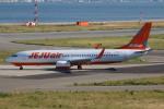 bb212さんが、関西国際空港で撮影したチェジュ航空 737-8ASの航空フォト(写真)