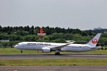 JA946さんが、成田国際空港で撮影した日本航空 787-9の航空フォト(写真)