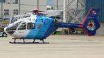 航空見聞録さんが、伊丹空港で撮影した中日新聞社 EC135P2の航空フォト(写真)