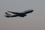 Runway747さんが、成田国際空港で撮影したユナイテッド航空 747-422の航空フォト(写真)