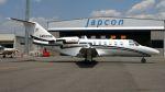 航空見聞録さんが、岡南飛行場で撮影したオートパンサー 525A Citation CJ2の航空フォト(写真)