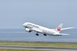 Joshuaさんが、中部国際空港で撮影した日本航空 787-8 Dreamlinerの航空フォト(写真)