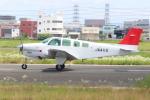 ショウさんが、八尾空港で撮影した日本個人所有 A36 Bonanza 36の航空フォト(写真)