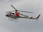 ショウさんが、八尾空港で撮影した朝日航洋 AS350B3 Ecureuilの航空フォト(写真)