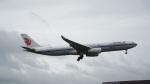 てつさんが、成田国際空港で撮影した中国国際航空 A330-343Eの航空フォト(写真)