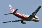 saoya_saodakeさんが、成田国際空港で撮影した中国国際航空 A330-243の航空フォト(写真)