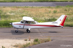 triton@blueさんが、岡南飛行場で撮影した朝日航空 172S Skyhawk SPの航空フォト(写真)