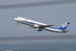 カンタさんが、中部国際空港で撮影した全日空 767-381の航空フォト(写真)