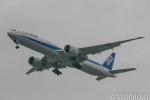 遠森一郎さんが、福岡空港で撮影した全日空 777-381/ERの航空フォト(写真)