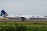 zettaishinさんが、成田国際空港で撮影したユナイテッド航空 777-322/ERの航空フォト(写真)