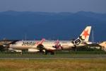 M.Mさんが、松山空港で撮影したジェットスター・ジャパン A320-232の航空フォト(写真)
