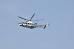 音さん@飛行機バカさんが、福岡空港で撮影した海上保安庁 AW139の航空フォト(写真)